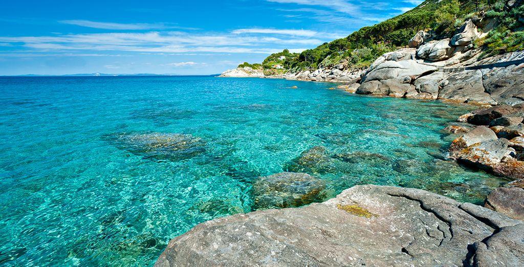 e delle vicine spiagge