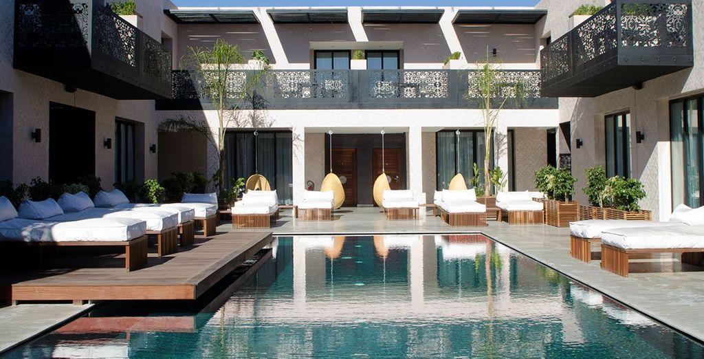Scoprite Marrakech e i suoi tesori nascosti, come il Cesar Resort and Spa