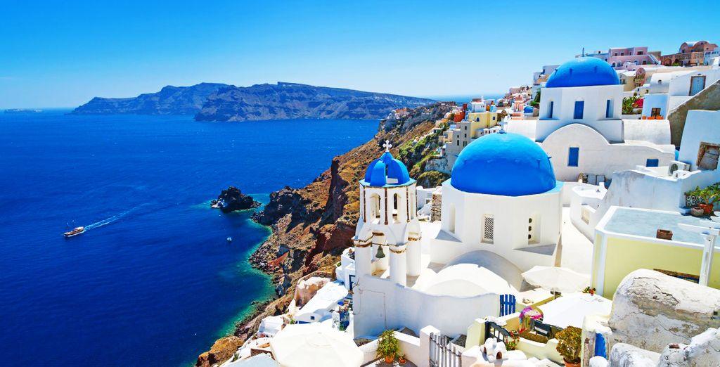 Santorini vi rimarrà nel cuore