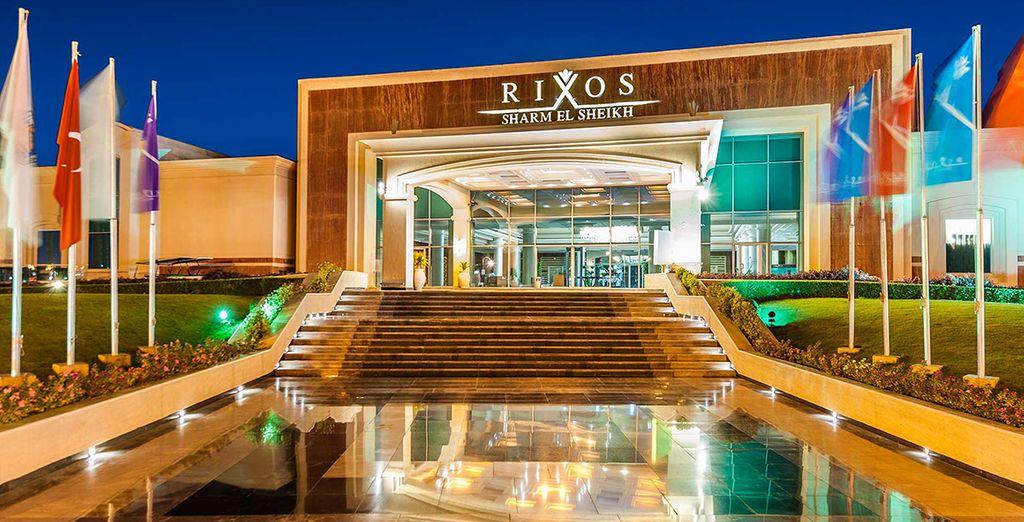 Il Prestige Rixos Sharm El Sheikh 5*S apre le sue porte per accogliervi