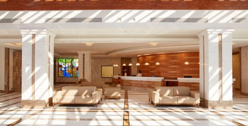 Elegante e raffinato resort 5*