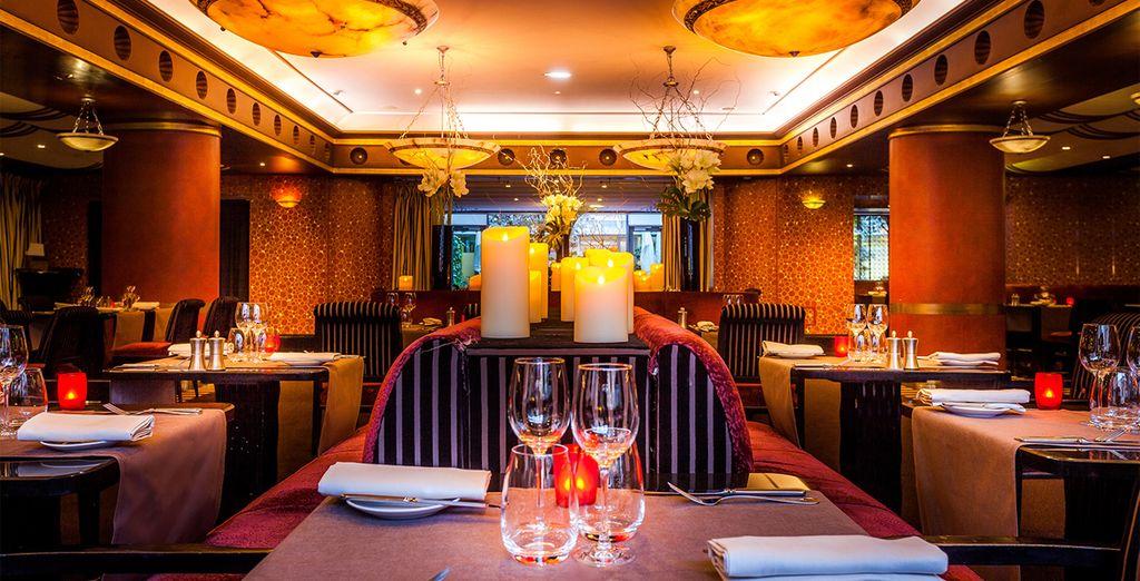 Il posto ideale per una romantica cena di coppia