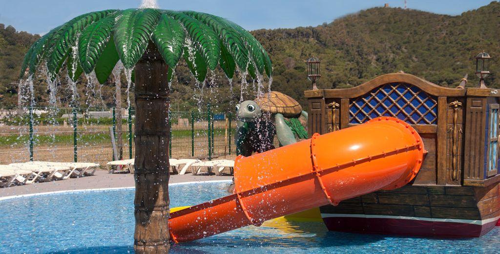 Hotel europa splash spa 4 voyage priv fino a 70 for Piccoli piani di costruzione dell hotel