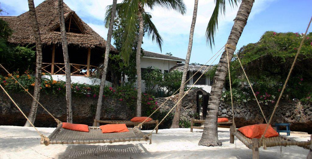 Pronto ad offrirvi una vacanza all'insegna del relax: benvenuti al Dorado Cottage 4*
