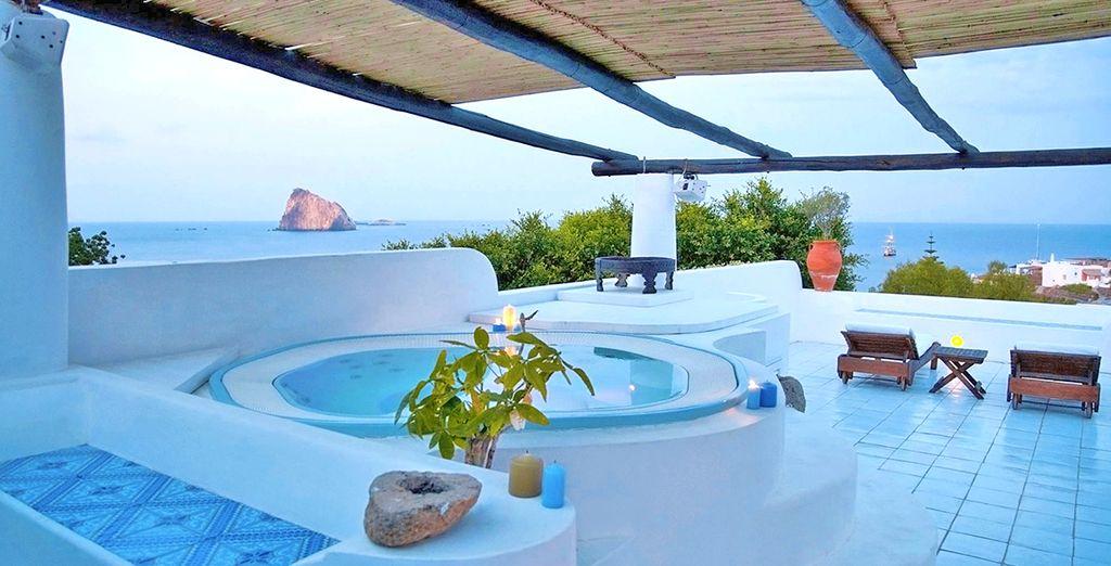 Il luogo ideale per vivere il Mediterraneo