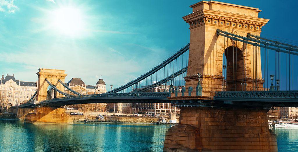 Partite per Budapest