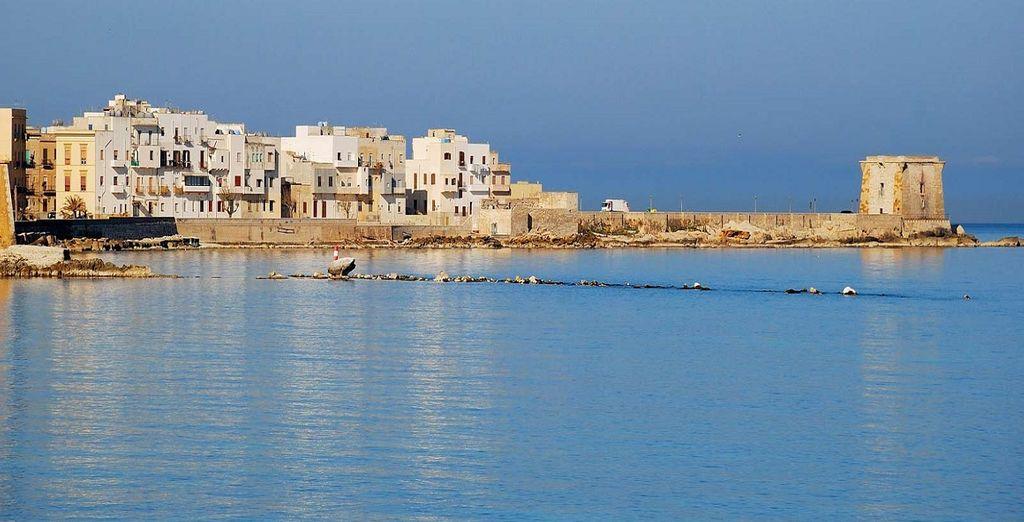 Il porto si trova a poca distanza dall'hotel