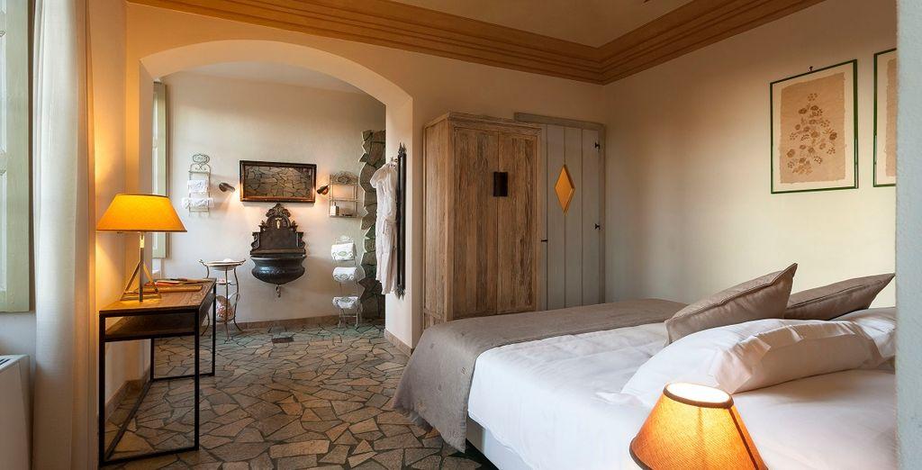 Il Borgo Ramezzana Country House 4* è pronto ad accogliervi con il suo charme