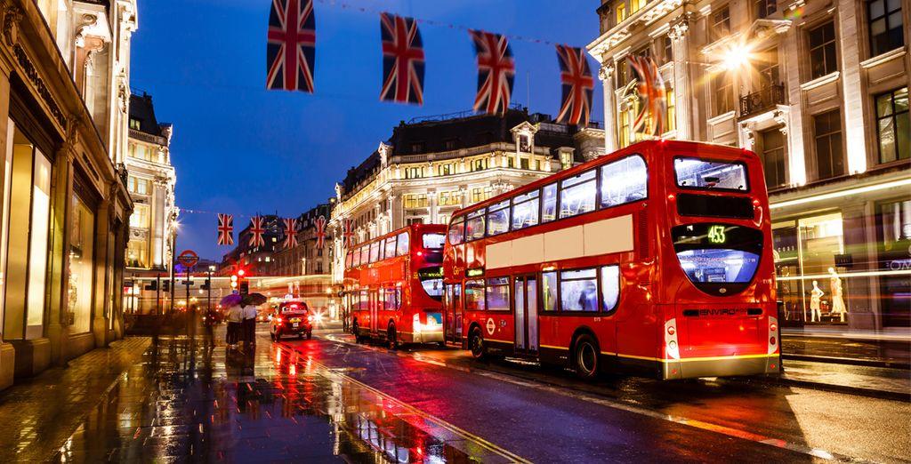 Scoprite Londra con i suoi famosi