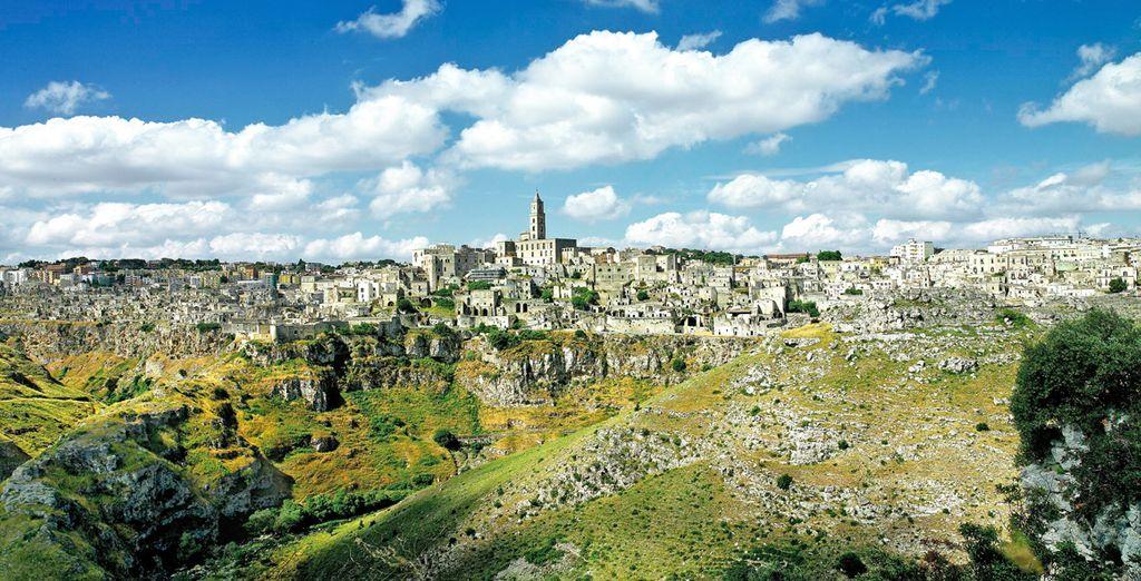 Nel cuore di Matera, eletta patrimonio UNESCO dal 1993