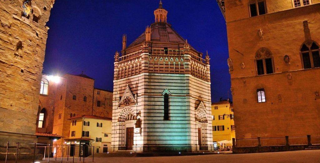 Ed è tutto incentrato attorno a Piazza del Duomo