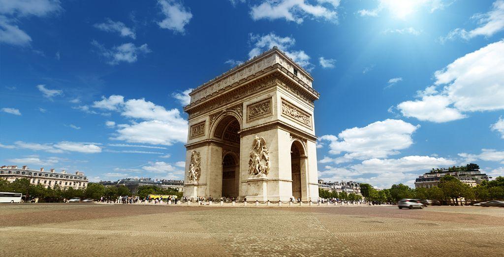 Parigi non può essere descritta a parole