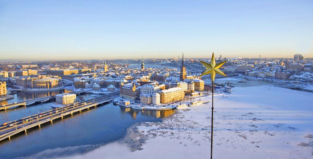 Benvenuti a Stoccolma, una città dal fascino unico