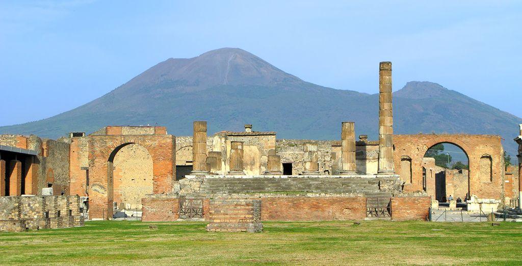 E scoprite gli splendidi dintorni come Pompei