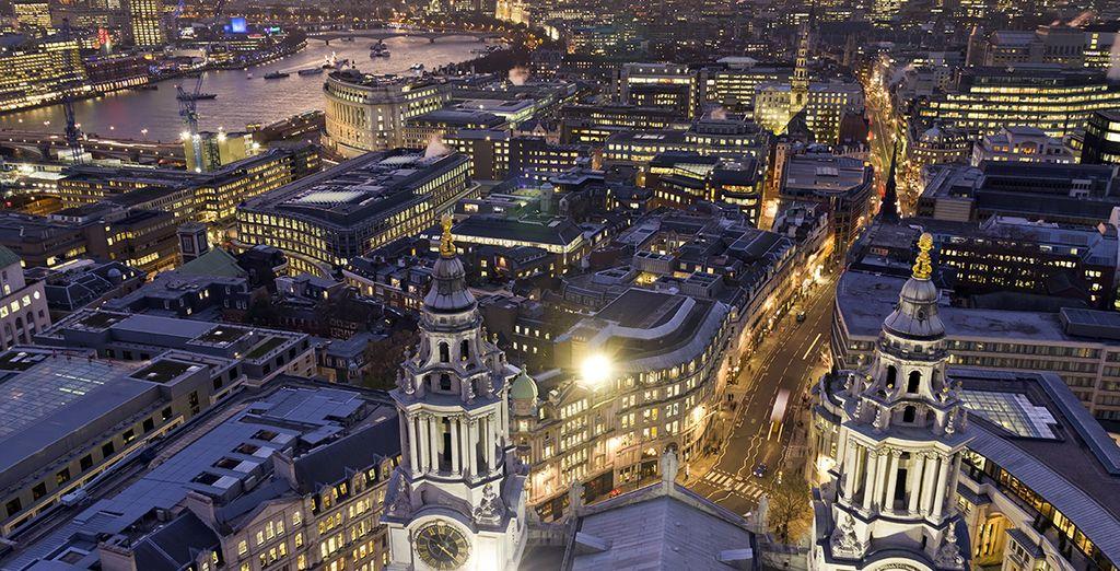 Partite alla scoperta della bellissima capitale del Regno Unito