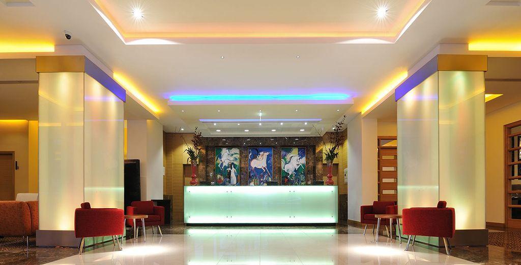 Il Pestana Chelsea Bridge Hotel & Spa 4* vi attende