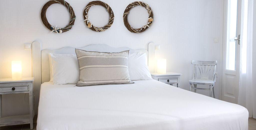 Sono disponibili chiamando il call center le splendide Deluxe Two Bedroom Residence