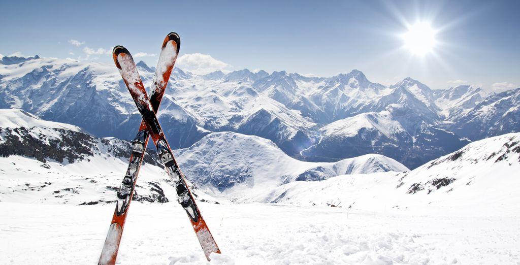 Località dall'indiscutibile fascino alpino