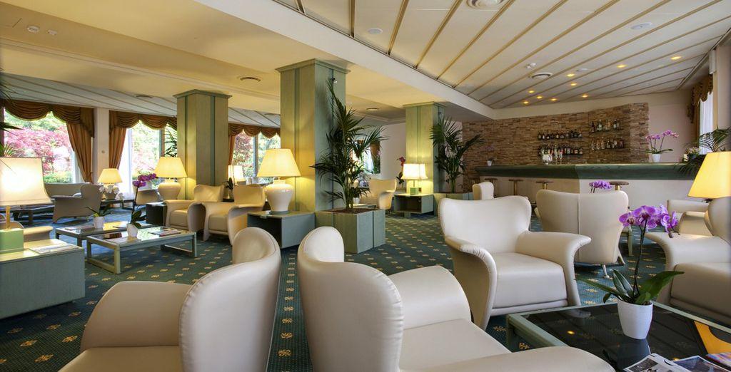 Un hotel dallo stile moderno e raffinato