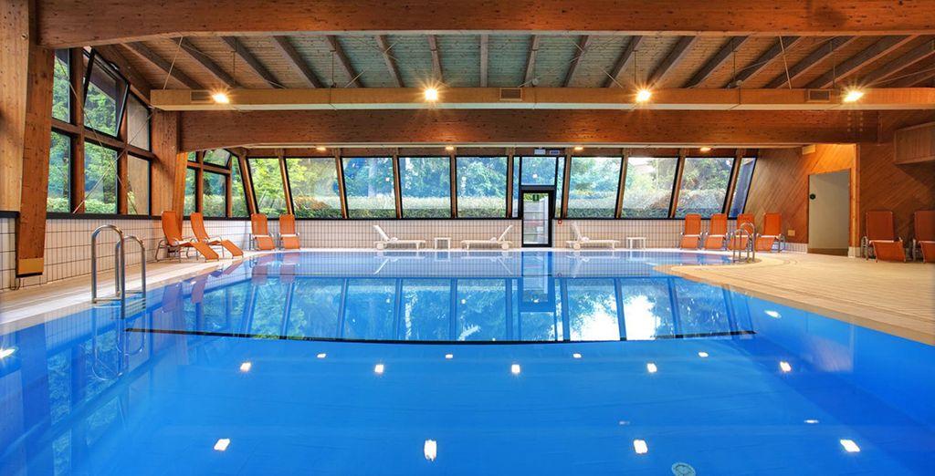 Scoprite le due stupende piscine
