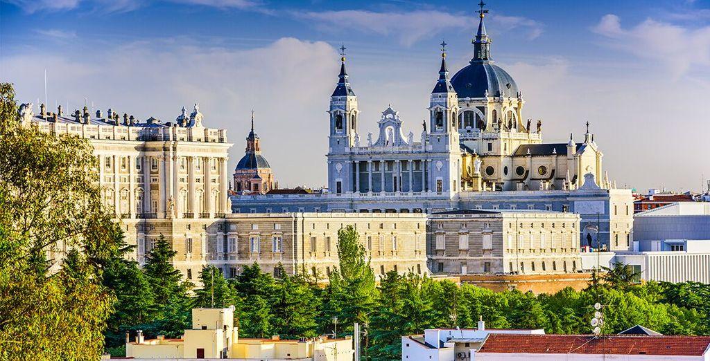 Lasciatevi conquistare dalla capitale spagnola