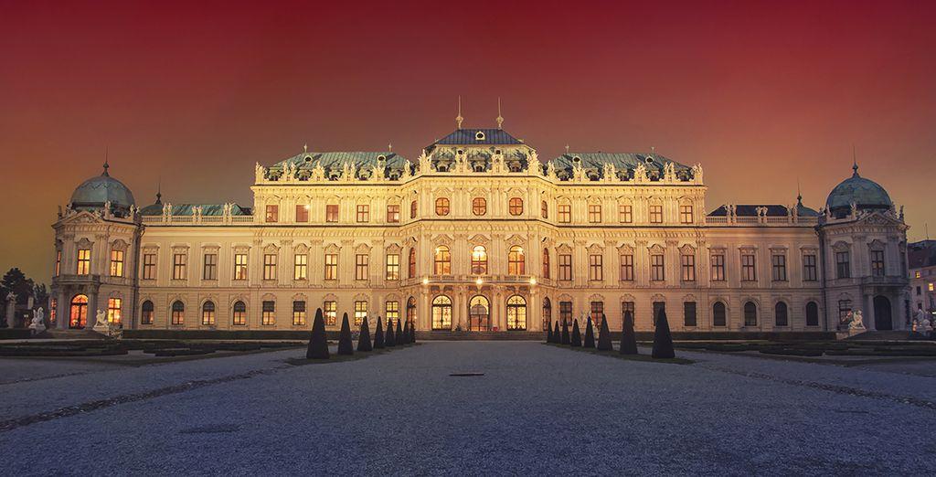 Godetevi il vostro soggiorno nella magia di Vienna