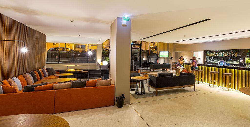 Moderno hotel a 4*