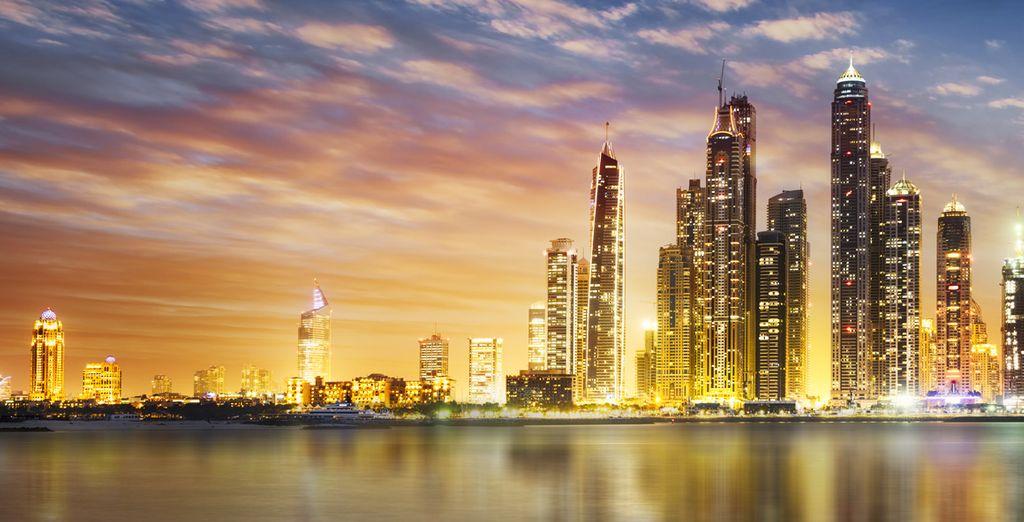 Dubai, la città dell'eccesso vi attende per farsi scoprire