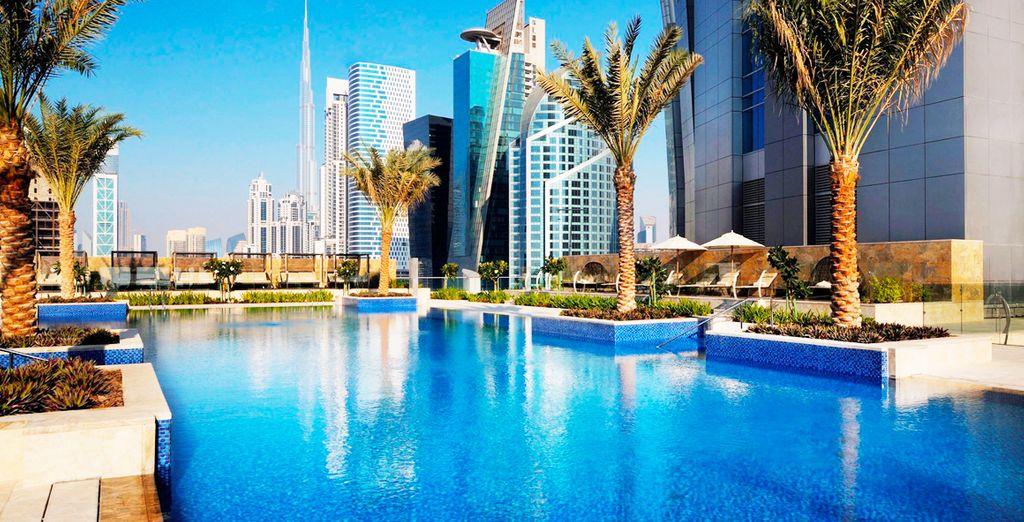 Un soggiorno di lusso a Dubai vi attende