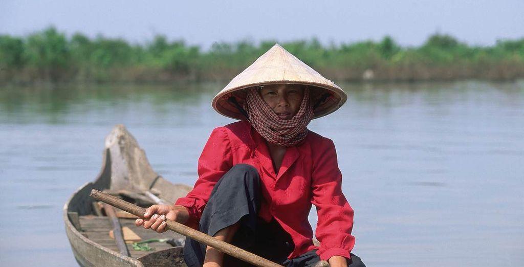 dove scoprirete la Cambogia più autentica