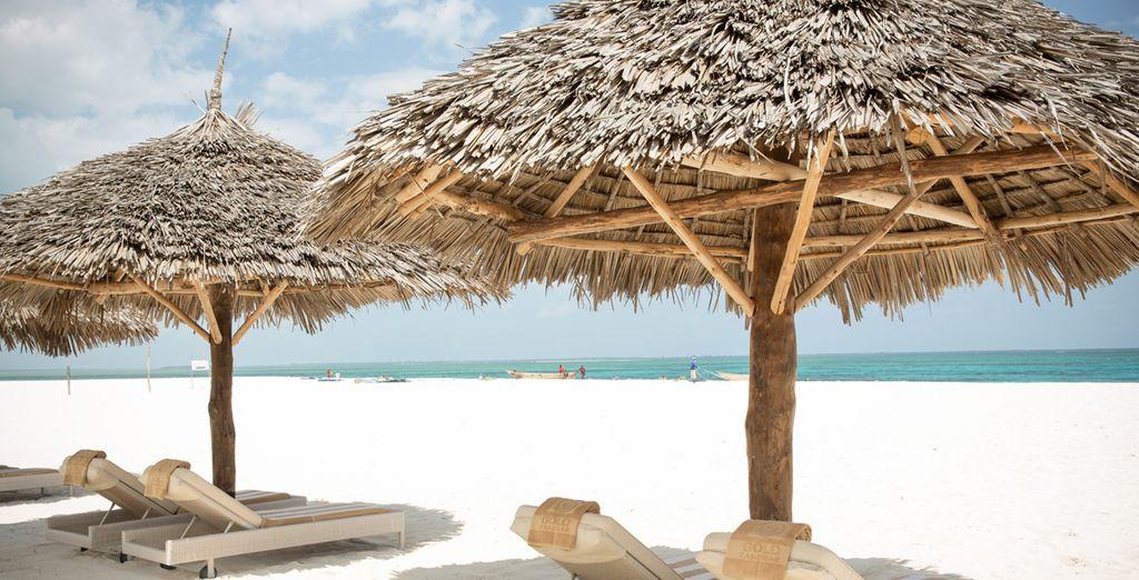 Oppure godetevi il sole e la spiaggia