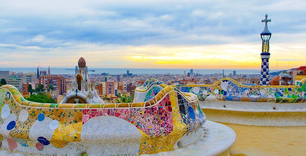 Benvenuti a Barcellona