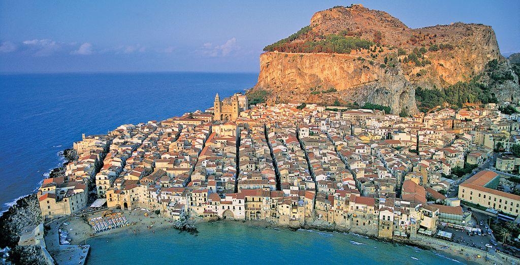 Ammirate i panorami incantati di Cefalù