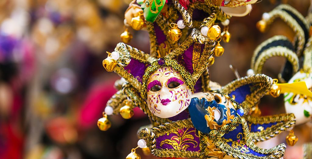 Approfittate di Febbraio per vivere il famoso Carnevale