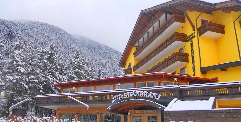 L'Hotel Shandranj 4* vi aspetta