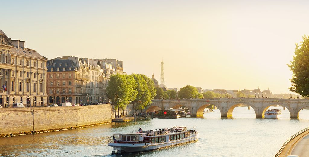 Il vostro soggiorno a Parigi sarà indimenticabile!