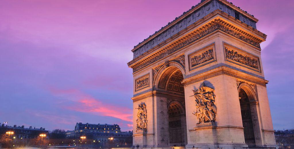 Ammirate tutti i suoi più celebri monumenti
