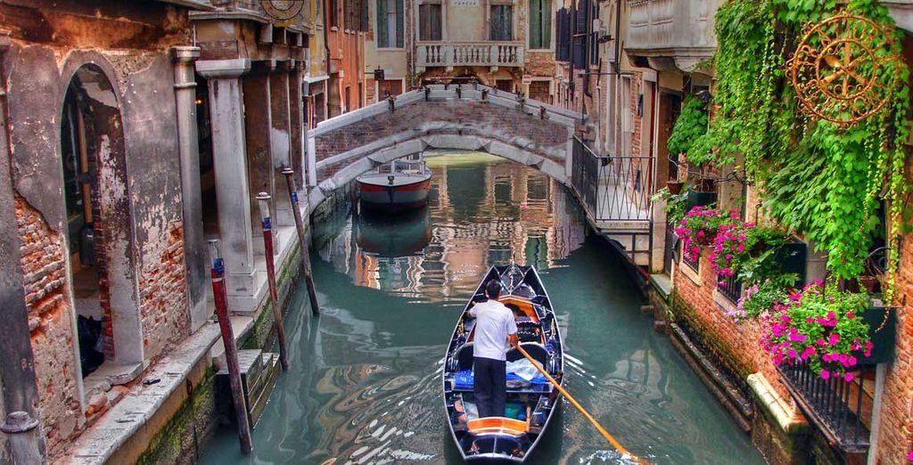Una città romantica e senza tempo sospesa tra realtà e sogno
