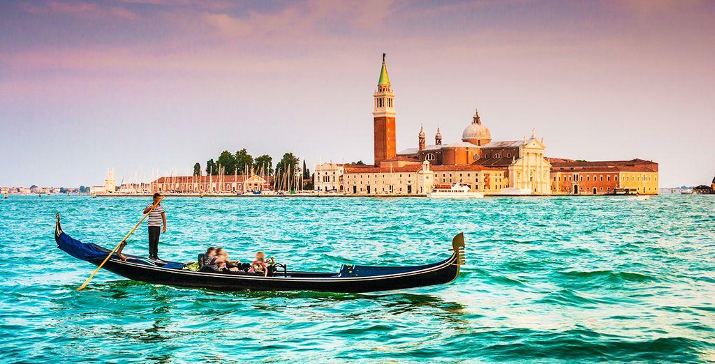 Regalatevi un soggiorno magico a Venezia