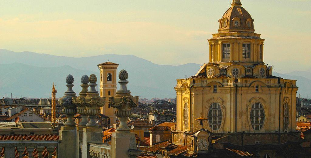 Torino vi accoglierà a braccia aperte
