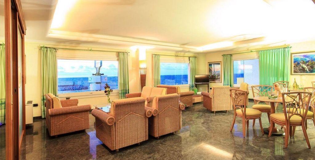 Il Nantis Hotel 4* è pronto ad accogliervi