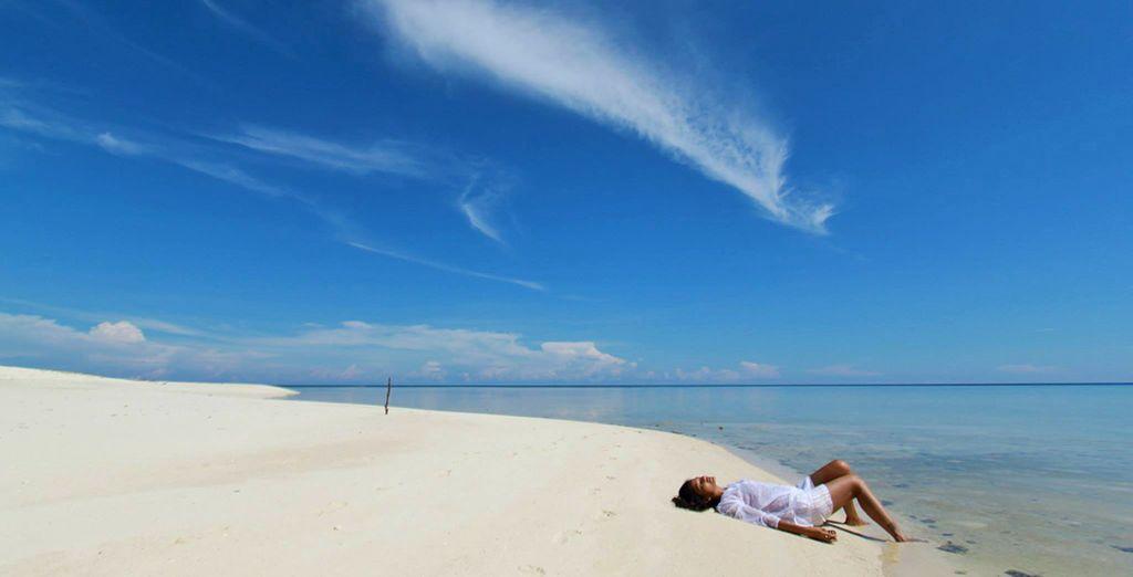 vi attendono relax e tranquillità su quest'isola meravigliosa