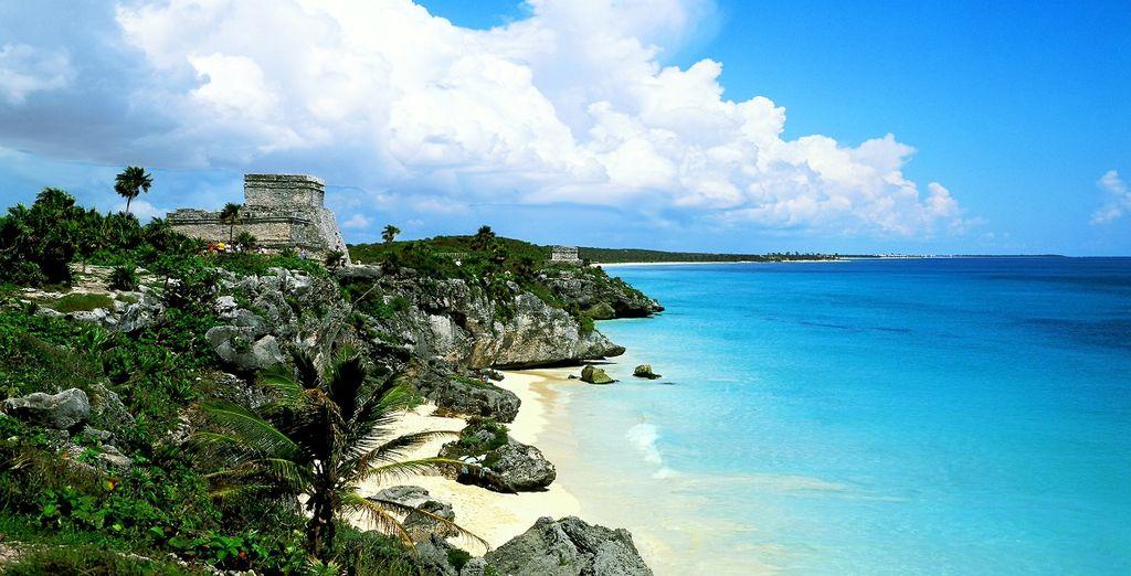 Mistero, fascino e esoticità sono i punti fondamentali della vostra vacanza in Messico