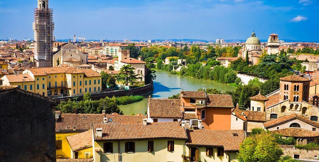 e non perdete l'occasione per scoprire Verona