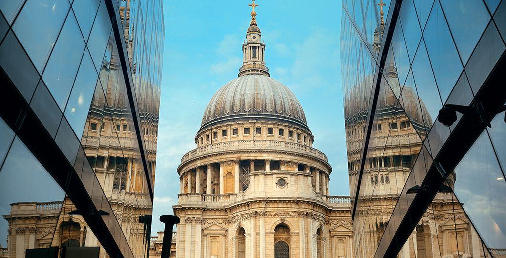ogni angolo di Londra è un mondo da scoprire