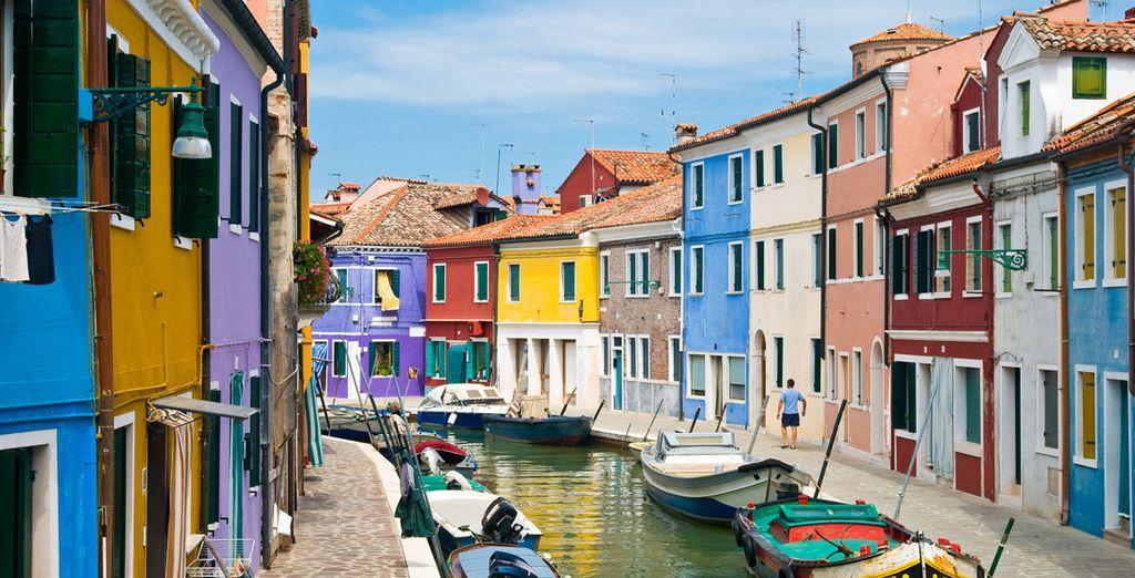 Scoprite le principali attrazioni di Venezia