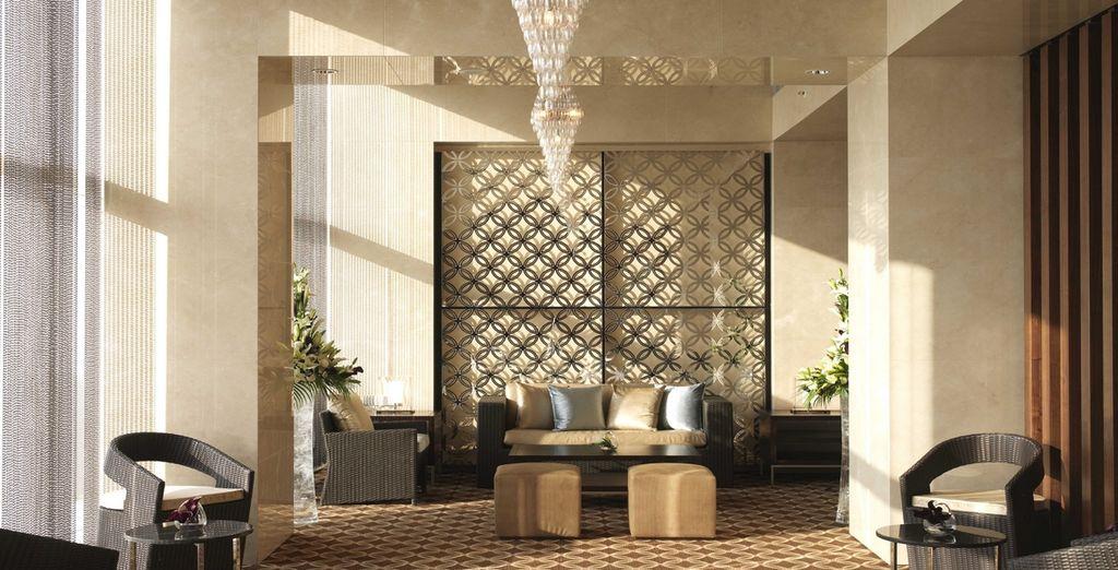 Hotel moderno ed elegante che vi garantirà un soggiorno di classe