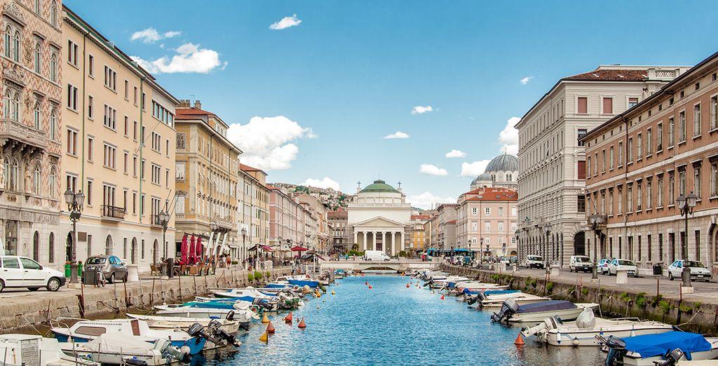 e non dimenticatevi di fare una gita nella bellissima Trieste.
