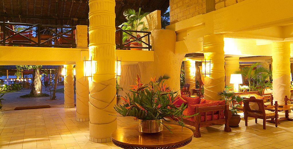 Un accogliente hotel eco-sostenibile