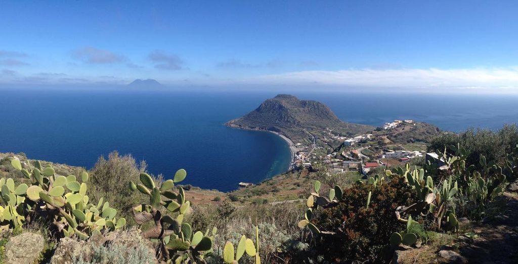 Una location perfetta per gli amanti del mare della Sicilia e della sua natura